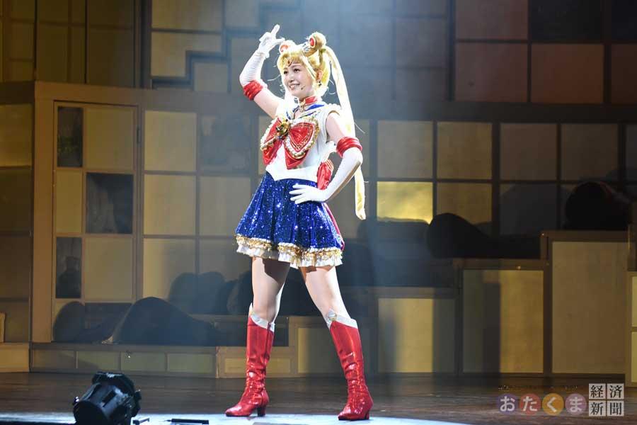 新たな顔ぶれで再演 乃木坂46版ミュージカル「美少女戦士セーラームーン」2019東京公演開幕