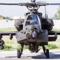 整備の手間を軽減するAH-64Eアパッチ機首ター…