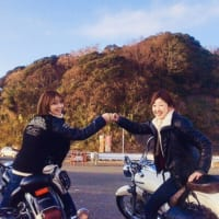 母と娘の夢のツーリング 長年のバイクへの憧れを叶えた娘の想い