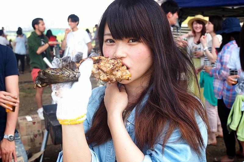 「珍肉BBQ」が特別復活開催 ワニ・ラクダ・カンガルー・トドなど珍肉だけを食す!