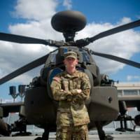 AH-64Eアパッチ ロングボウ・レーダーの性能向上試験終了