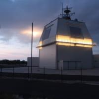 防衛省がイージス・アショア用レーダー2基をロッキ…