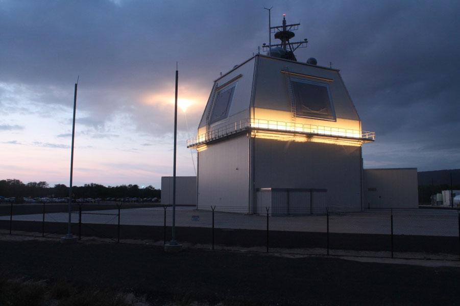 防衛省がイージス・アショア用レーダー2基をロッキード・マーティンに発注