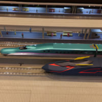 「漆黒の新幹線」Nゲージに現る!自作のブラックシンカリオン…