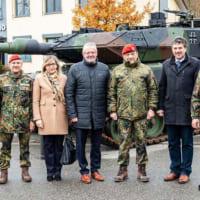 ドイツ陸軍戦車部隊増勢へ 第363戦車大隊が南東部ハルトハイ…