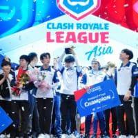 「クラロワリーグ アジア2019」シーズン2王者は韓国のOG…