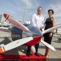 2020年開始の電動飛行機エアレース「エアレースE」ドバイ…
