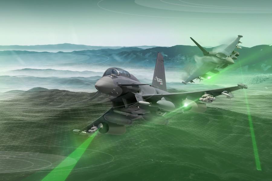 エアバス ユーロファイターに電子戦能力付与を発表