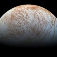NASA研究チーム 木星の衛星エウロパに水蒸気の存在を確認