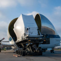 NASAの大型輸送機スーパーグッピー オリオン宇…