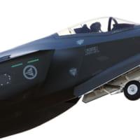 ドラッグシュート装備のノルウェー空軍F-35A 初度作戦能…
