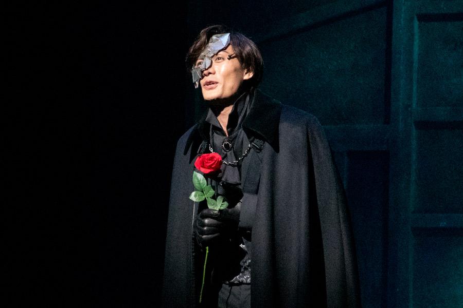 城田優演出・ミュージカル「ファントム」 公開ゲネプロに行ってきた