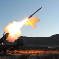低コスト版のPAC-3 弾道ミサイル迎撃能力を13回実証
