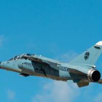 元スペイン空軍のミラージュF1戦闘機 民間企業の仮想敵機に…