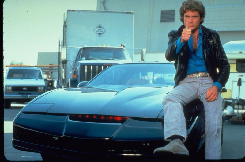 AIに自動運転…80年代の伝説的ドラマ「ナイトライダー」全83話がAXNで放送決定 12月9日から