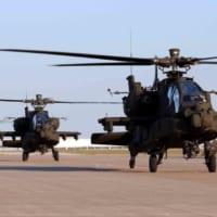 アメリカ 同盟3か国に攻撃ヘリAH-64Eアパッチを供給決定