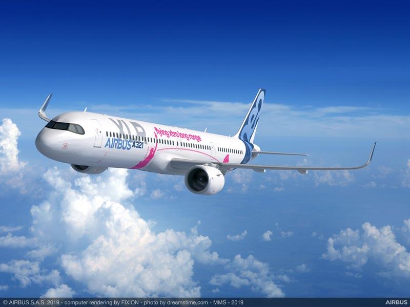 エアバスA321XLR 発表半年で450機以上の受注達成