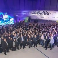エアバスA220 通算100機目をラトビアの航空会社へ引き…