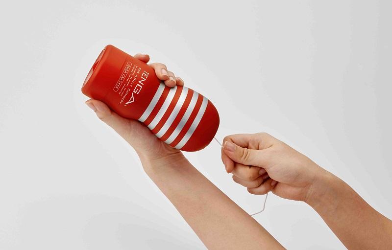 キラキラテープがTENGAカップから発射!「TENGAクラッカー」商品化