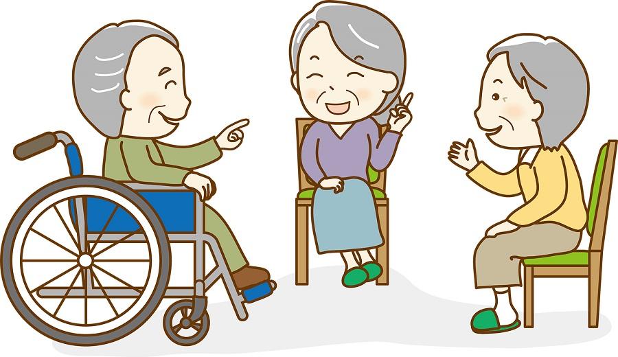 老人施設とお年寄りな皆さんと私 ~あるナースが出会った人生の大先輩たち~