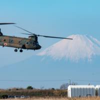 陸上自衛隊最大の航空科部隊が空を舞う!木更津駐屯地航空祭2…