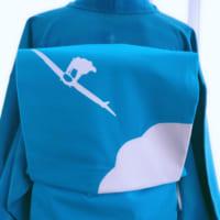 新作歌舞伎「風の谷のナウシカ」初日にメーヴェの帯で観劇 ご…