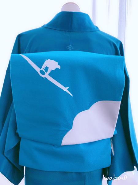 新作歌舞伎「風の谷のナウシカ」初日にメーヴェの帯で観劇 ご本人に聞いてみた