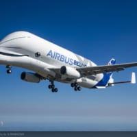 エアバスの大物輸送機「ベルーガXL」商業飛行を開始