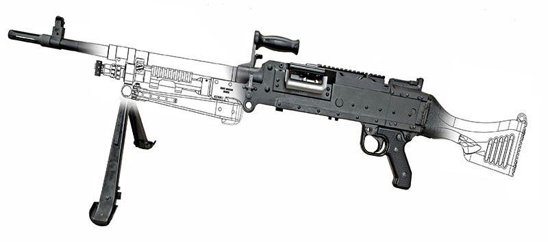 カナダ軍新汎用機関銃C6A1を追加発注 2023年納入完了予定
