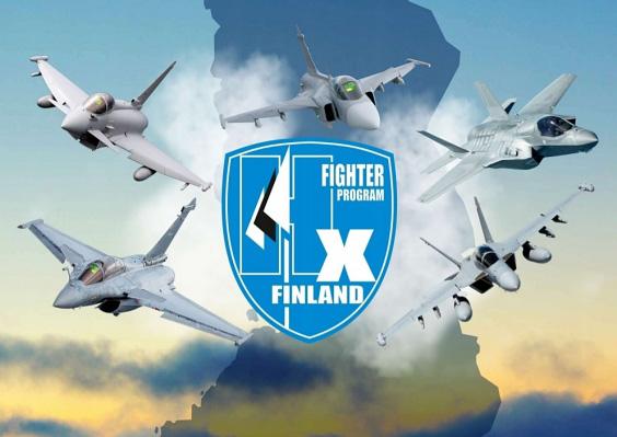 フィンランド次期戦闘機を選定する実地試験「HXチャレンジ」開催中