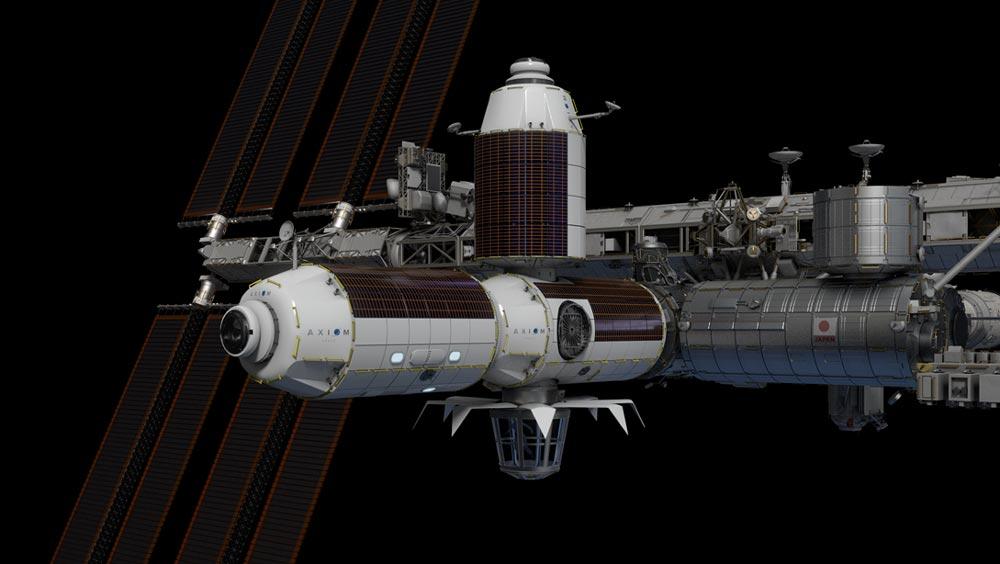 国際宇宙ステーションに初の民間モジュール誕生 JAXA「きぼう」の隣に接続