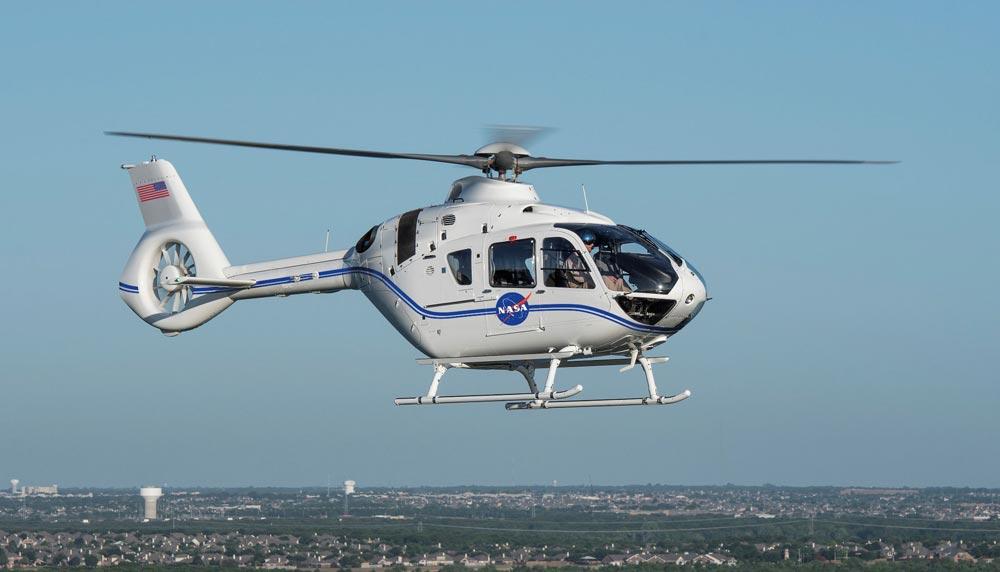 NASA ケネディ宇宙センター用にH135ヘリコプターを3機導入