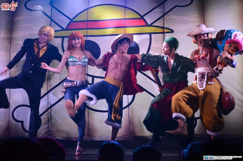 東京ワンピースタワー「MARIONETTE」の現キャストファイナル公演がYouTube他でライブ配信決定