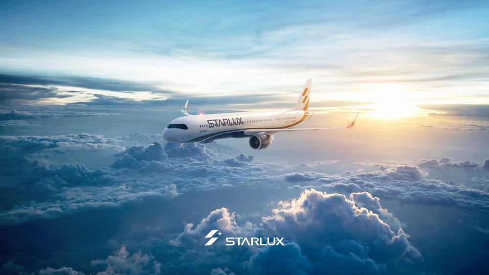 台湾の新航空会社「STARLUX(星宇航空)」社長の操縦で運航開始 ラグジュアリーな体験を提供