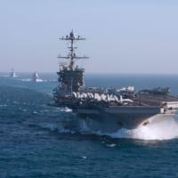復活したアメリカ海軍第2艦隊 完全作戦能力獲得