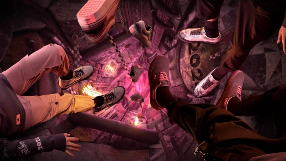 Vansが中国の芸術家ザオ・ザオとコラボ 子年を祝う「YEAR OF THE RAT COLLECTION」発表