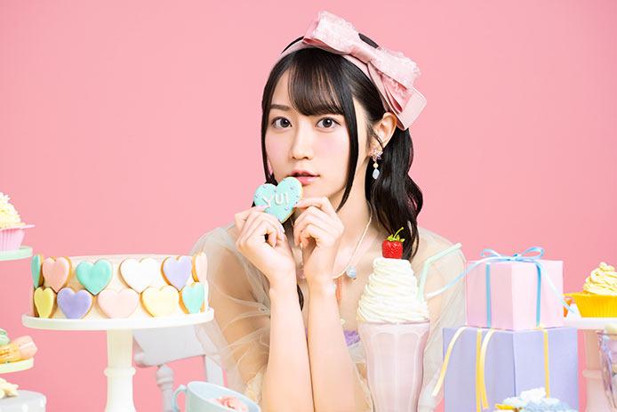 小倉唯ニューシングル カップリングで「バレンタイン・キッス」をカバー