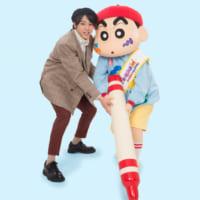 山田裕貴が「映画クレヨンしんちゃん」でアニメ声優に初挑戦 「…