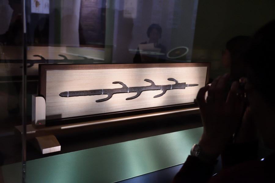 国宝「七支刀」がやってきた!東京国立博物館特別展「出雲と大和」