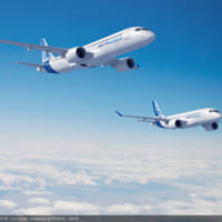 カナダのボンバルディエ A220事業から離脱し旅客機から完全撤退