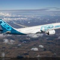 エアバス最新モデルA330-800 欧米の型式証明を取得