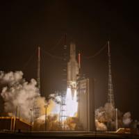 スカパーJSATの通信衛星JCSAT-17打ち上げ成功