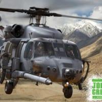 アメリカ空軍 新型救難ヘリコプターHH-60Wを「ジョリー…