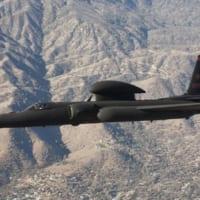 アメリカ空軍 U-2高高度偵察機の光学センサーを…