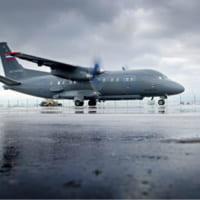 ロシアの航空測量機An-140-100改修 高精度な測量が…