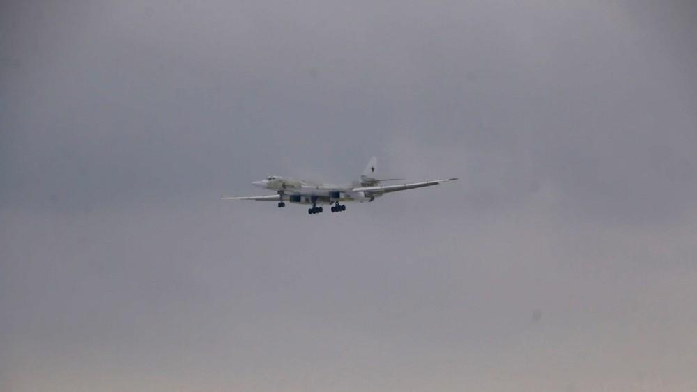 改良型Tu-160Mがロシアで初飛行に成功