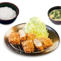 「松のや」と「松乃家」でミルフィーユかつ定食が復活発売!対象…