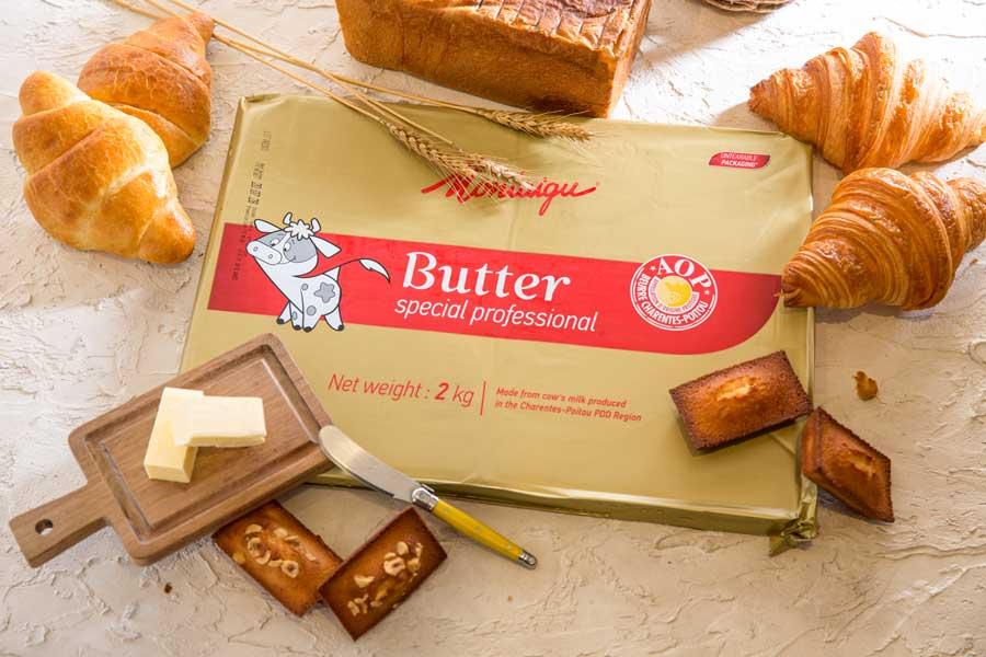 日本本格初上陸の高級発酵バター「モンテギュバター」を使用!メゾン・ランドゥメンヌ新商品試食会