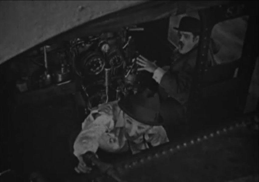 無声映画史に残る大発見 94年前のロストフィルム「STOP, LOOK AND ...