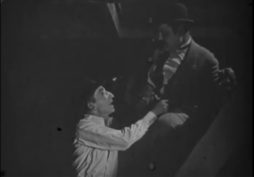 無声映画史に残る大発見 94年前のロストフィルム「STOP, LOOK AND LISTEN」が日本で発見される